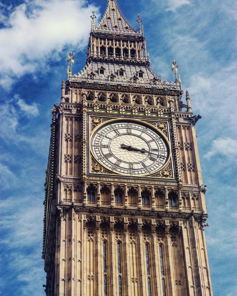 An American in London: Days 1 &2